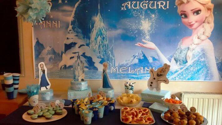 "Exceptionnel Frozen Party - Le ""M"" Cronache JX68"