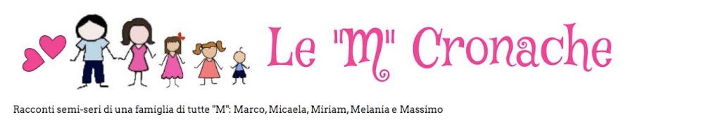 """Le """"M"""" Cronache"""