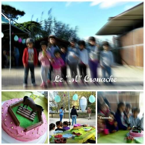 festa compleanno bambini maneggio roma
