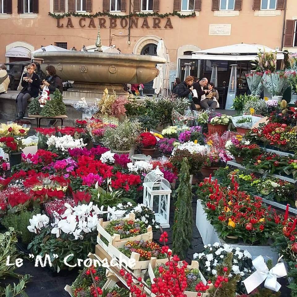 campo de fiori roma