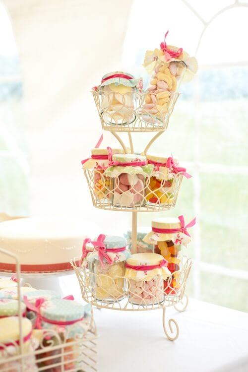 Decorazioni per feste di compleanno con i barattoli le for Decorazioni feste