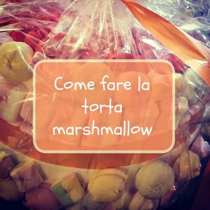torta marshmallow