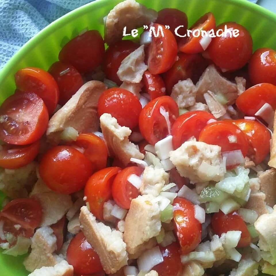 panzanella ricetta