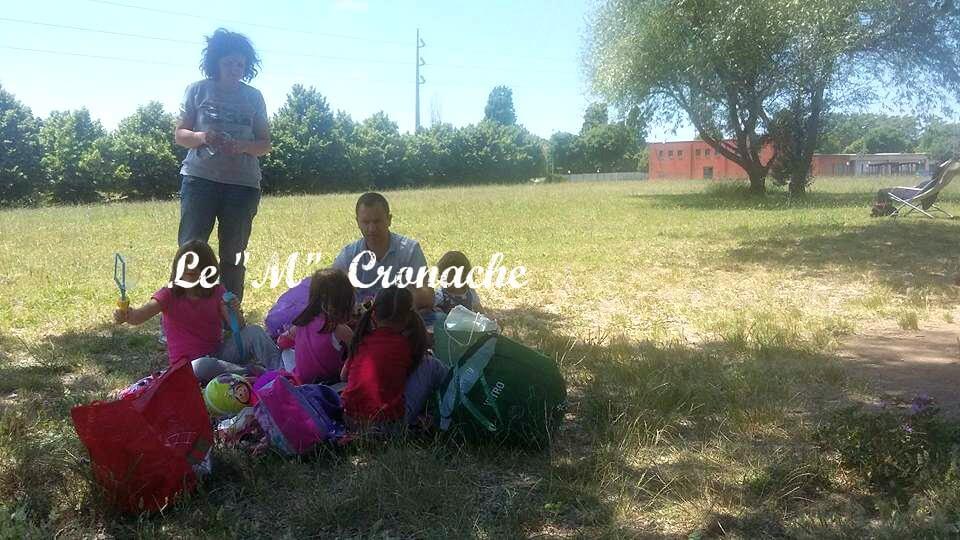 bambini picnic estate