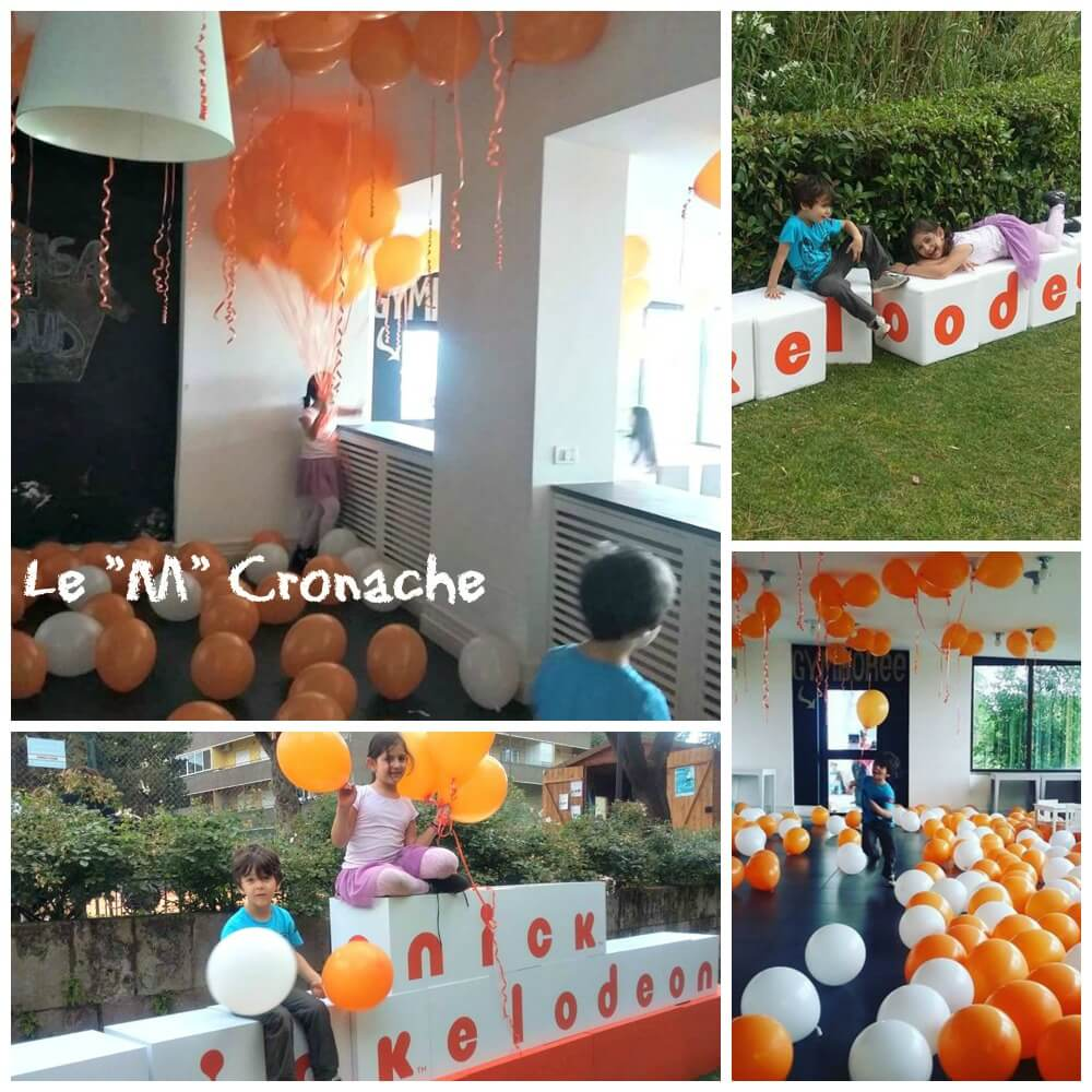 presentazione nickelodeon fleming home roma