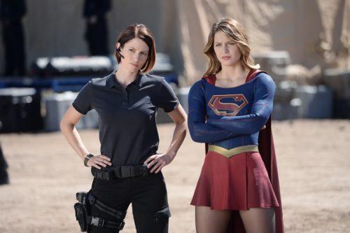 supergirl prima stagione