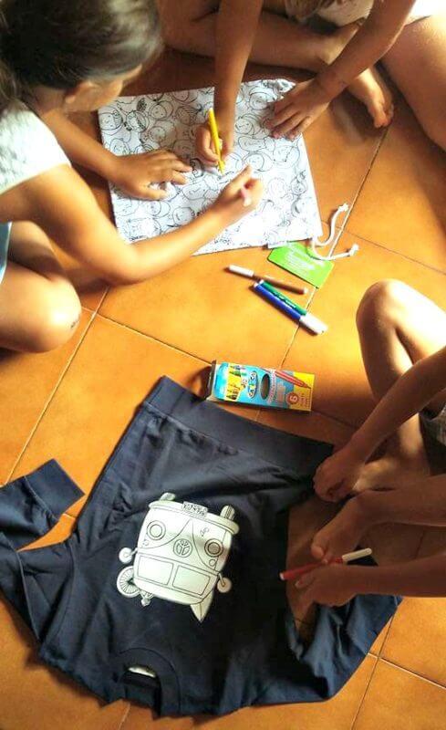 Abbigliamento comodo scuola9