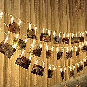foto lucine di natale
