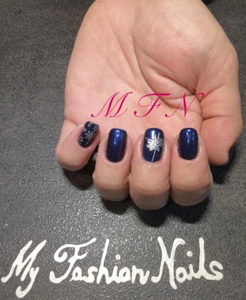 nail art natale1