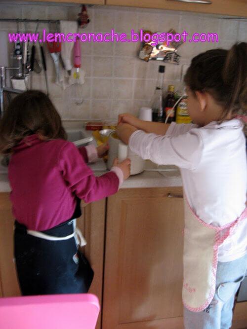 prepariamo gelatine di frutta