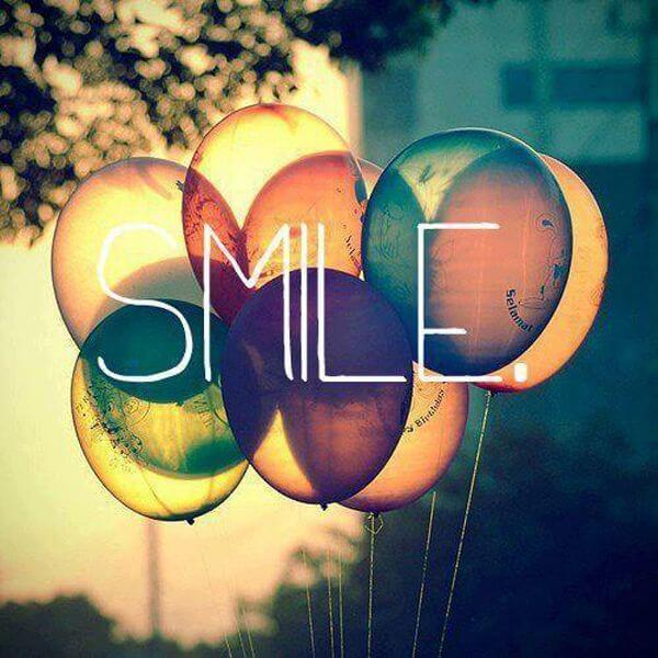 10 motivi per sorridere