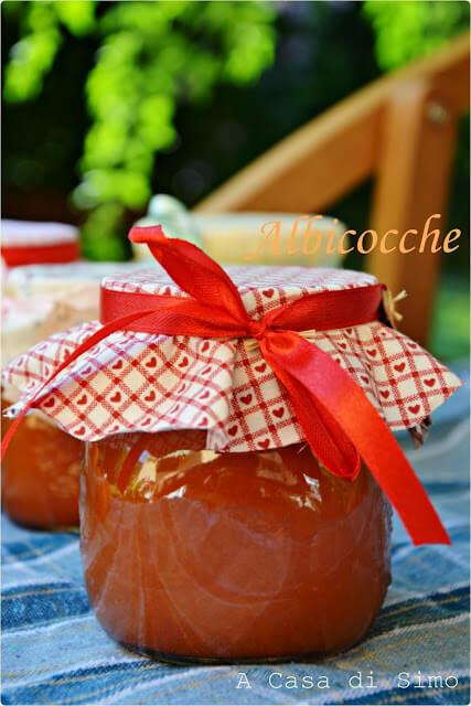 marmellata di albicocche
