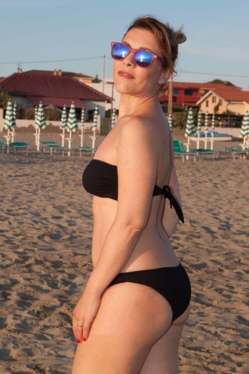 bikini costume comodo