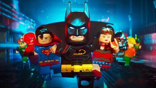 lego batman dvd