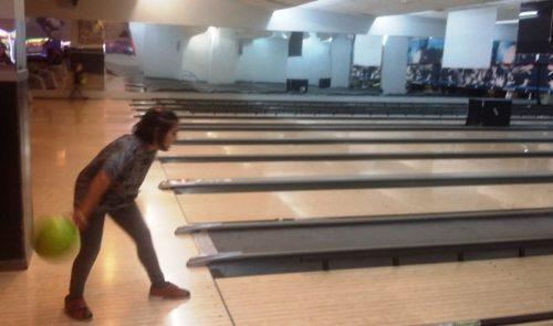 compleanno al bowling