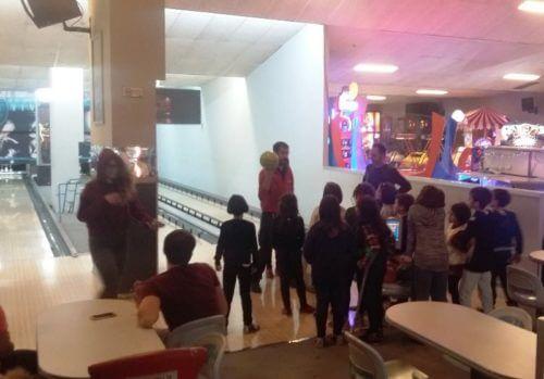 compleanno al bowling1