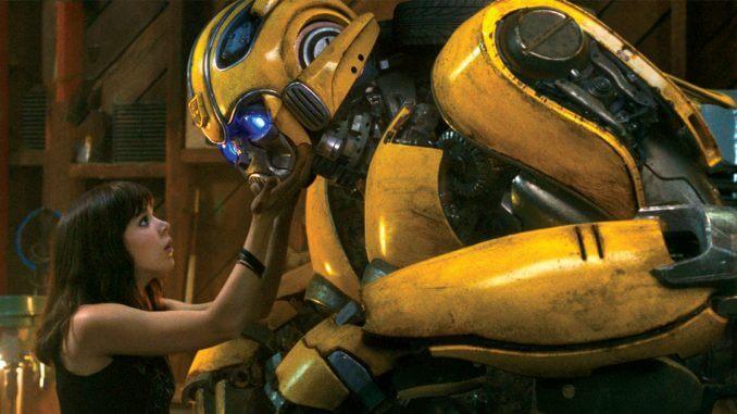 Bumblebee il film